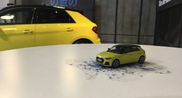 ☆新型Audi A1エクステリア考察 ヘッドライト編☆